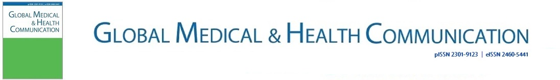 <b> Global Medical & Health Communication </b>