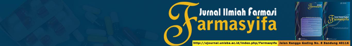 Jurnal Ilmiah Farmasi Farmasyifa (JIFF)
